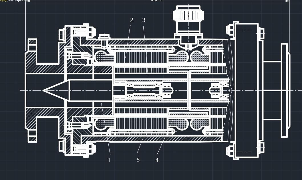 Турбосиловой расходомер К-2 с компенсацией вязкости вещества