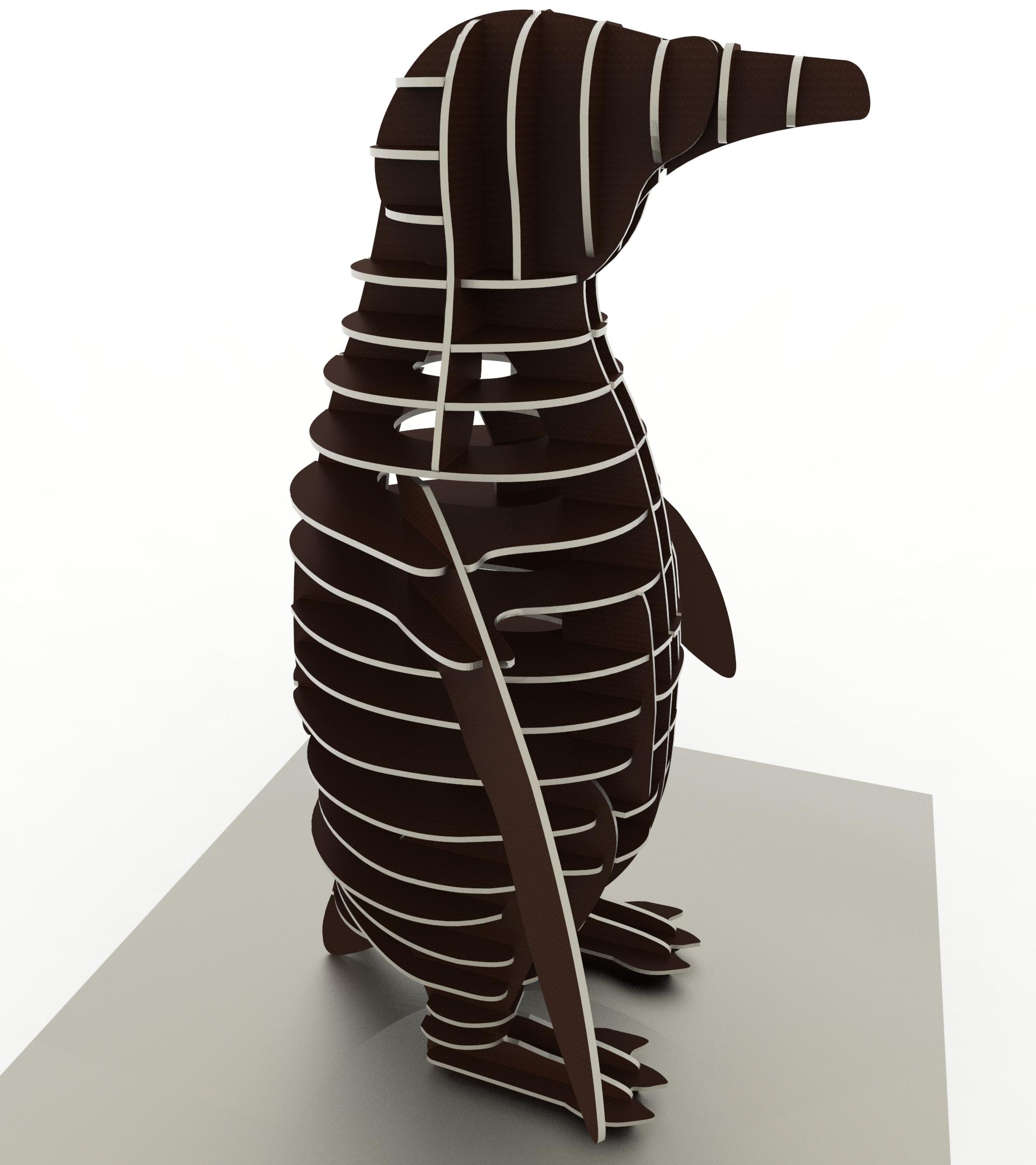 Пингвин d-torso