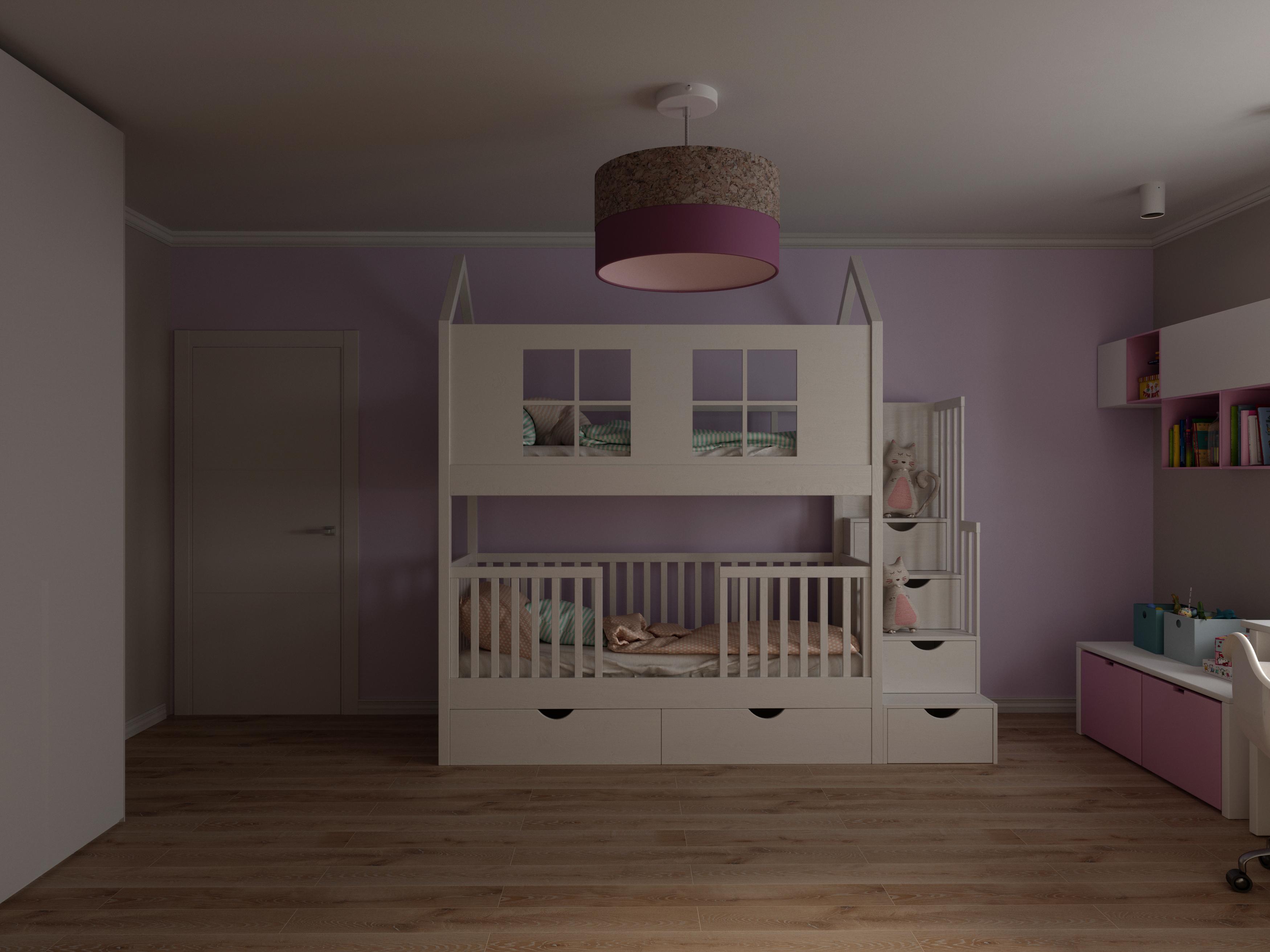 Визуализация детской