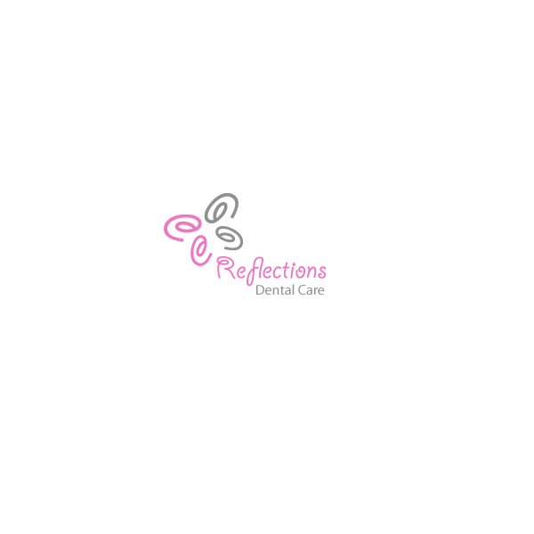 Логотип Reflections Dental Care