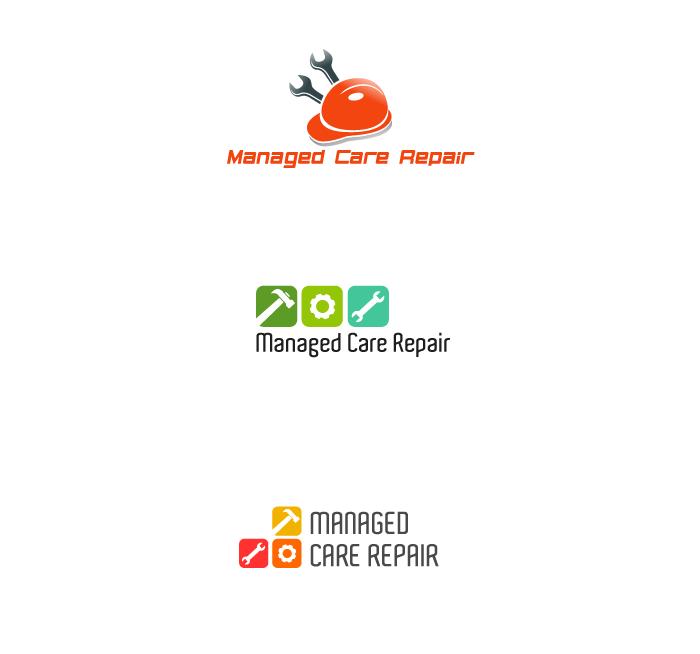 Логотип Managed Care Repair