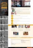 Объединение Мебельных Мануфактур - визитка с каталогом на WordPress