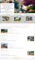 """""""Славнодел"""" - сайт компании, предоставляющей услуги по благоустройству на WordPress"""