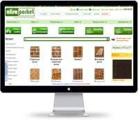 alisaparket.ru - Интернет магазин напольных покрытий