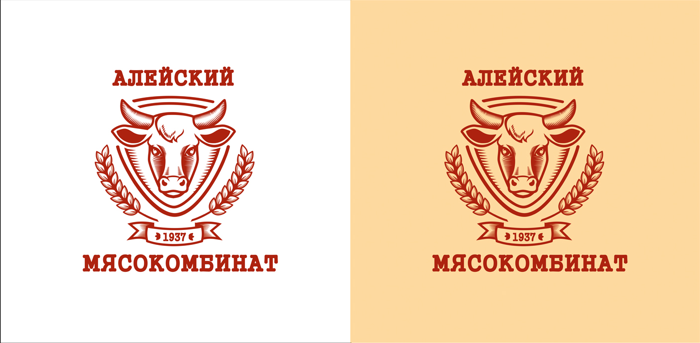 "Разработака логотипа для ООО ""Алейский мясокомбинат"" фото f_2065b1ea27fd0dfb.jpg"
