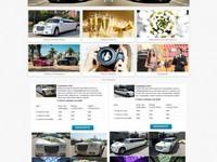 Красивый продающий дизайн вашего сайта!