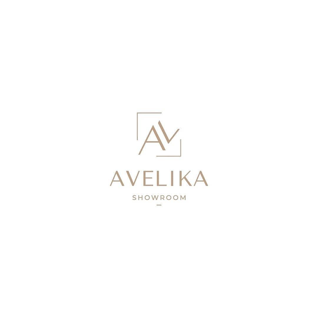 Разработка названия и логотипа для шоурума в Москве - Avelika