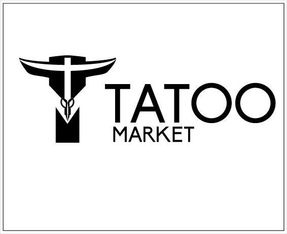 Редизайн логотипа магазина тату оборудования TattooMarket.ru фото f_0225c41803c3b8cd.jpg