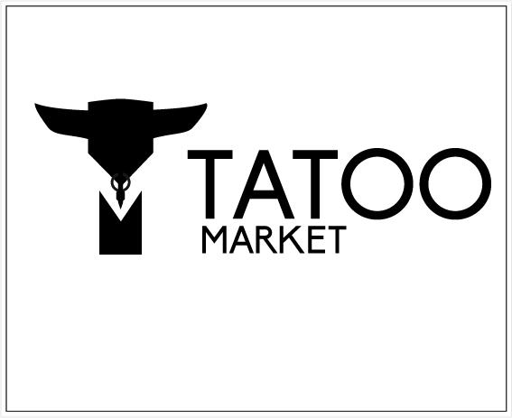 Редизайн логотипа магазина тату оборудования TattooMarket.ru фото f_0395c417a3b822ac.jpg