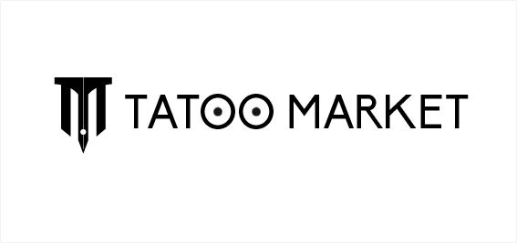 Редизайн логотипа магазина тату оборудования TattooMarket.ru фото f_1395c3c6b0ec6815.jpg