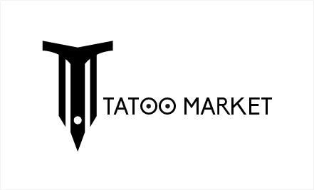 Редизайн логотипа магазина тату оборудования TattooMarket.ru фото f_3615c3c6b1213edd.jpg