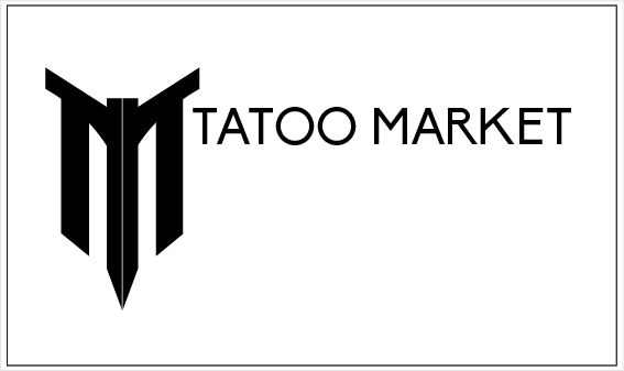 Редизайн логотипа магазина тату оборудования TattooMarket.ru фото f_3985c40a9f873581.jpg
