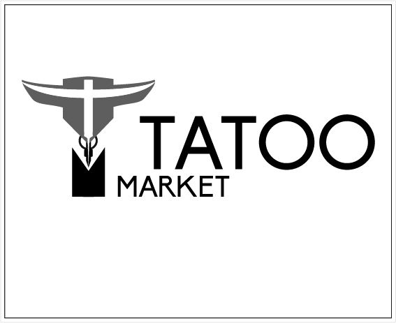 Редизайн логотипа магазина тату оборудования TattooMarket.ru фото f_7385c41a0748160f.jpg