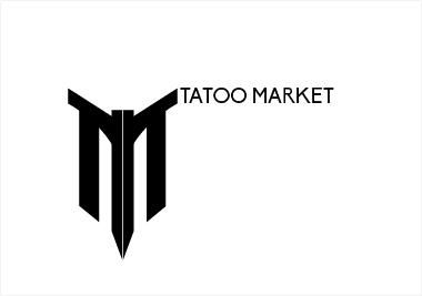 Редизайн логотипа магазина тату оборудования TattooMarket.ru фото f_7735c3c6b142588f.jpg