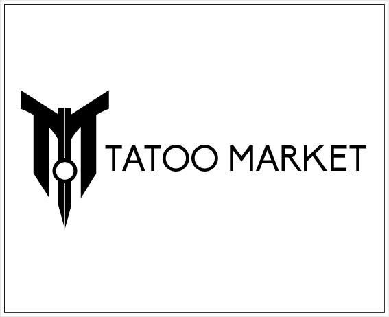 Редизайн логотипа магазина тату оборудования TattooMarket.ru фото f_8995c4179c013ec6.jpg