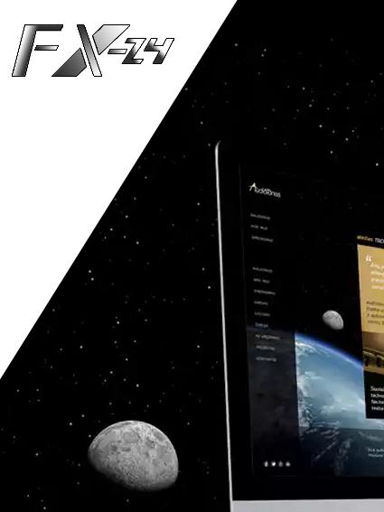 Разработка логотипа компании FX-24 фото f_29354594a07569ce.jpg
