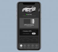 Приложение для электромобилей