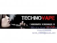 Обложка вк. TechnoVape