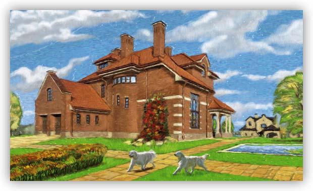 Иллюстрация к дому Картро1