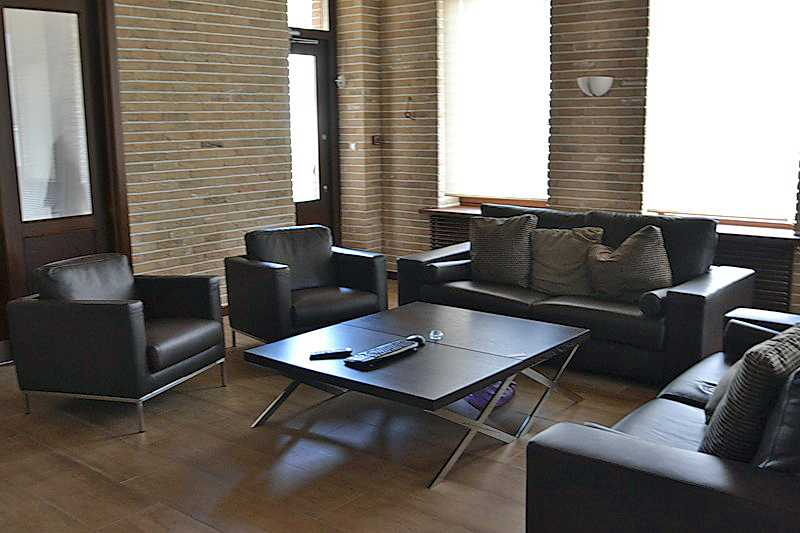 Реализация интерьера административного здания