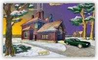 Иллюстрация к дому Брюгге1