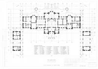 Эскизный проект в Марфино, 1 этаж