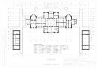 Эскизный проект в Марфино, 2 этаж