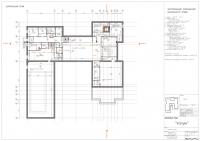 дом Ар-деко цокольный этаж