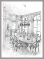 Иллюстрация для архитектурного бюро