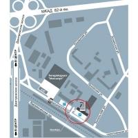 Карта проезда к офису2