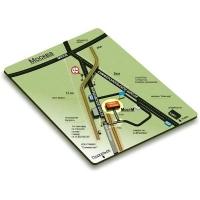 Карта проезда к офису3