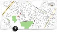 Карта проезда к офису5