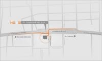 Карта проезда к офису7