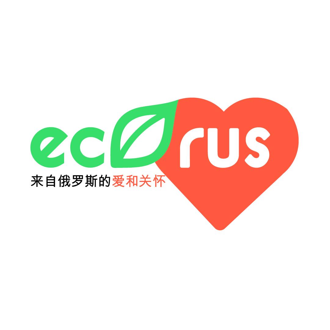 Логотип для поставщика продуктов питания из России в Китай фото f_0815ea855ed33c8b.jpg