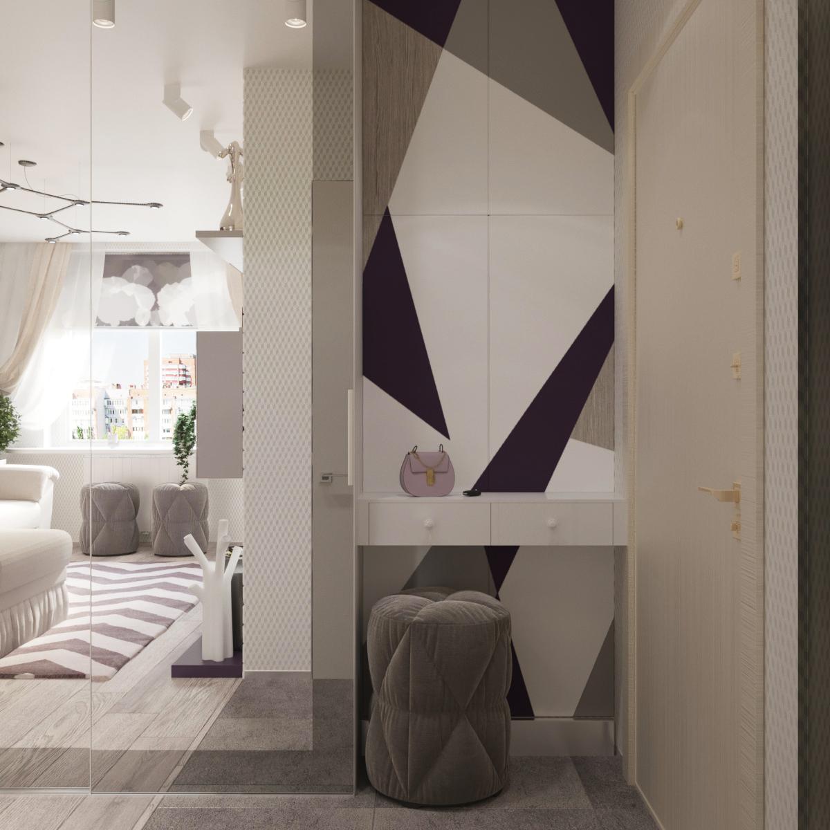 Дизайн проект 3-х комнатной квартиры (3)