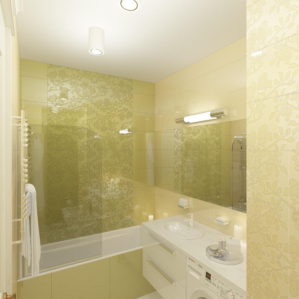 цветочная ванна 2