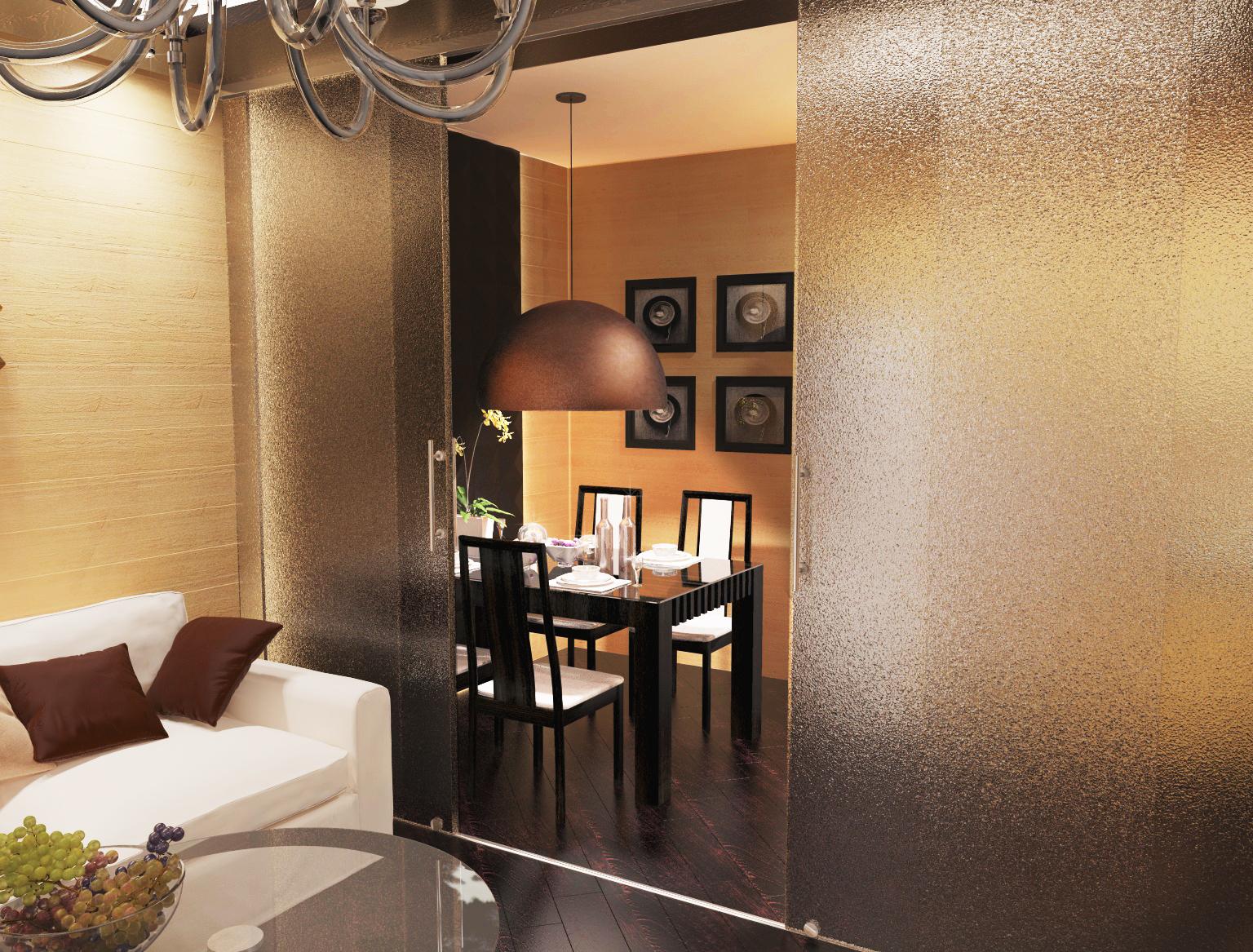 Квартира в стиле Арт-деко