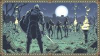 Иллюстрации в комикс стиле для анимационного ролика vr игры от создателей Танки он лайн