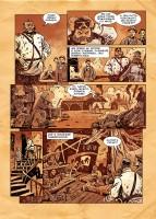 Отрывок комикса по Гиляровскому