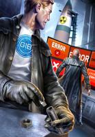 Серия иллюстраций по кибербезопасности