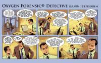 Рекламный комикс для инстаграмма