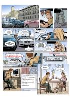 Рекламный комикс