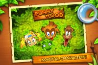 Funny  wood-игра под ключ