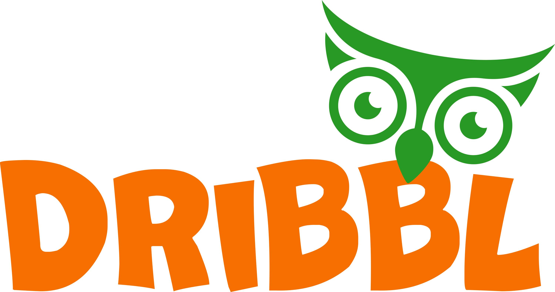 Разработка логотипа для сайта Dribbl.ru фото f_8565a9cdb09660bc.png