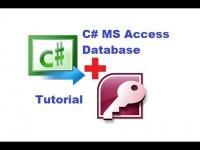 Консультации по взаимодействию C# и Microsoft Access