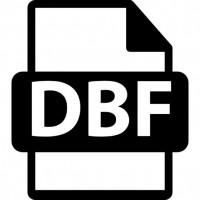 Обработка данных оборотной ведомости по счетам бухгалтерского учёта, форма 101, dbf в архиве