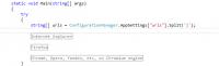 Изменение стартовой страницы браузеров на C#