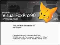 Загрузка данных в базу данных в Visual FoxPro из C#