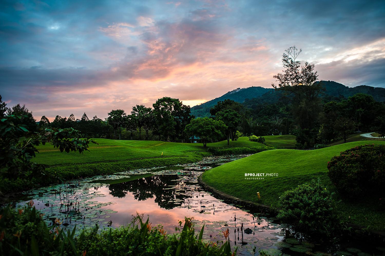 thai golf club