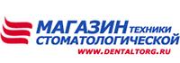 Стоматологическая техника «Dentaltorg.ru», интернет магазин в стиле Landing Page